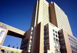 Hôtel Yokohama - Yokohama Sakuragicho Washington Hotel-1