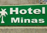 Hôtel Salvador - Hotel Minas-4