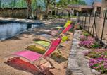 Location vacances Salavas - Gîtes du Domaine des Dames-2