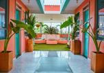 Hôtel Santa Marta - Flamingo Hostel & Coworking-1