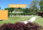 Location vacances Sigalens - L'Escale Tribord cadre &quote;waouh&quote; un petit dej entre calme et nature-1