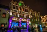 Hôtel Košice - Boutique Hotel Slávia-1