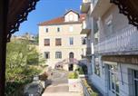 Location vacances Pugny-Chatenod - Maison Lamartine - 2 chambres + parking au centre ville-1