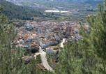 Location vacances Xàtiva - Casa Rural Lera-4