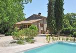 Location vacances Fayence - Holiday home Mas de la Grette-1