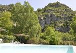 Camping avec WIFI Bagnols-les-Bains - Camping Les Cabanes de Cornillon - Ceven'Aventure-2