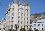 Hôtel Boulogne-sur-Mer - Montecristo-4