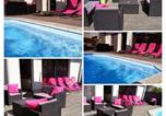 Location vacances Agde - Maison 3 chambres avec piscine-1