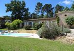 Location vacances Roussillon - Holiday Home Villa les Vignes-2