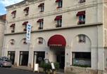 Hôtel Tournon-Saint-Pierre - Hôtel L'Univers-1