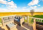 Location vacances Lydd - Sea 'n' Stars Platinum Plus Holiday home with Views, Free Wifi and Netflix-4