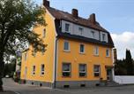 Hôtel Marktredwitz - Hotel & Restaurant Munzert-2