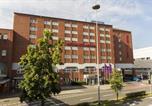 Hôtel Gare d'Oberhausen - Mercure Hotel Duisburg City-3