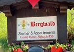 Location vacances Alpbach - Bergwald-2