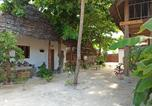 Hôtel Jambiani - Bahari Pizza Restaurant Bungalows-2