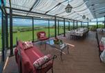 Location vacances Foiano della Chiana - Cortona Villa Sleeps 24 Pool Air Con Wifi-4