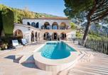 Hôtel 5 étoiles Antibes - Villa Philae-1