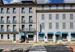 Hôtel Le Mont-Dore - Cleotel-2