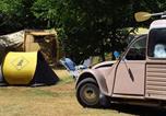 Camping avec Site nature Sainte-Foy-de-Belvès - Camping Maisonneuve-3