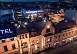 Hôtel Bydgoszcz - Mercure Bydgoszcz Sepia-2