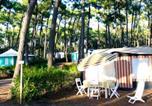 Camping Bord de mer de Saint Hilaire de Riez - Camping de La Plage de Riez-2
