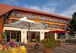 Location vacances Bad Sulza - Hotels Green Lemon Garni – Haus Krähenhütte-1