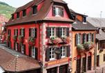 Hôtel 5 étoiles Kaysersberg - Relais et Châteaux Le Chambard