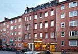 Hôtel Kiel - Hotel City Kiel by Premiere Classe-1
