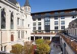 Hôtel Bezannes - Best Western Premier Hotel de la Paix-1