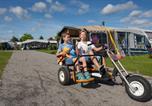 Camping avec Accès direct plage Pays-Bas - Familiecamping De Molenhoek-2