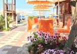 Location vacances Giardini-Naxos - Seaside Apartment With Terrace-2