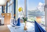 Hôtel Les chutes du Trümmelbach  - Hotel Alpina-4