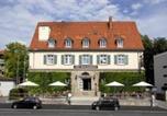 Hôtel Bad Bocklet - Alte Reichsbank-1
