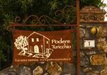 Hôtel Province de Grosseto - Podere Turicchio-1