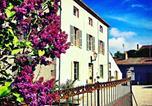 Hôtel Abzac - Maison hirondelles-3