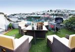 Location vacances Brixham - High Hopes, Harbour Apartment with Sea Views & Free Parking Permit-1