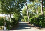 Camping avec Hébergements insolites Fouras - Huttopia Chardons Bleus - Ile de Ré-4