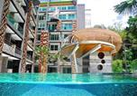 Location vacances Kathu - Emerald Patong New Studio Pool View-4