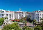 Hôtel 5 étoiles Cannes - Hôtel Barrière Le Majestic Cannes-1
