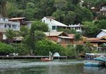 Hôtel Brésil - Pousada Recanto da Praia-1