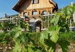 Location vacances Trebnje - Zidanica Ravbar-2