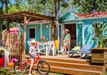 Camping avec Piscine couverte / chauffée Hyères - Camping Port Pothuau-2