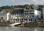 Hôtel Le château de Marksburg - Hotel Rheinlust-1