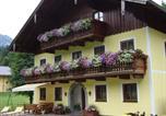 Location vacances Ebenau - Apartment am Bauernhof Almgut-4