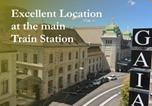 Hôtel Gare de Bâle CFF - Gaia Hotel-4