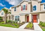 Location vacances Kissimmee - Stunning 5 Bed Townhome On A Resort 1566 Cpc Townhouse-1