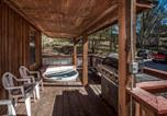 Location vacances Ruidoso - Riverside Dreams, 3 bedrooms, Hot Tub, Near Town, Sleeps 10-2