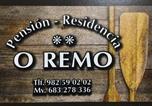 Location vacances  Lugo - Pensión O Remo-1