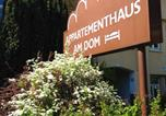 Hôtel Mersebourg - Appartementhaus am Dom-2