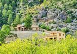 Location vacances Hornos - Casas Rurales Mirador de Zumeta-1